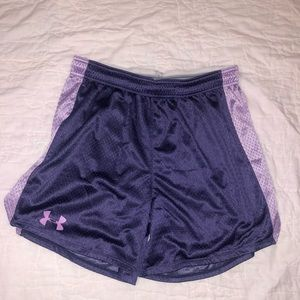 Under Armour sports shorts